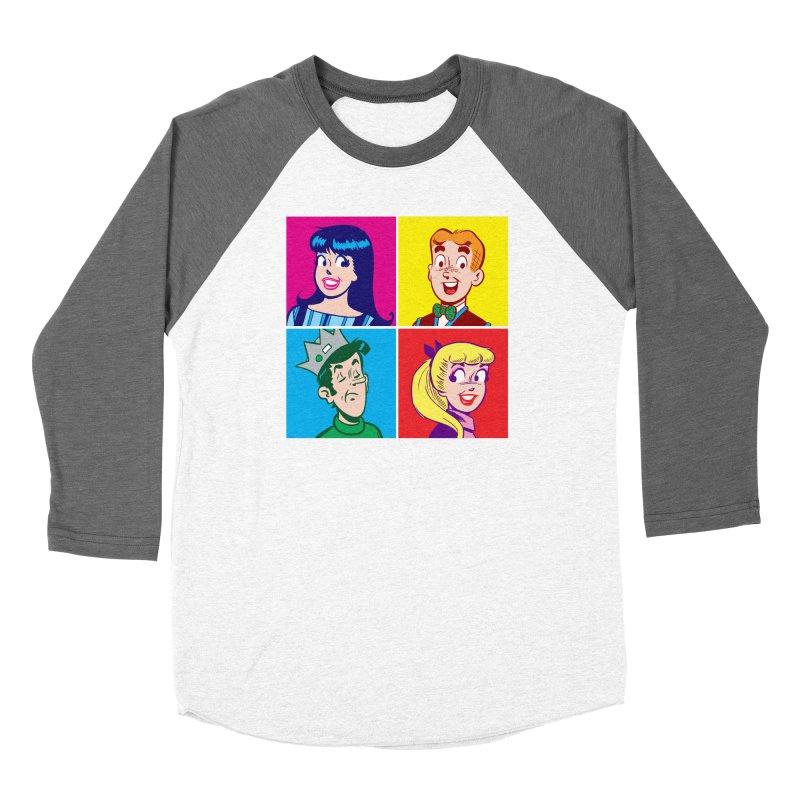 Pop Art Archie Women's Longsleeve T-Shirt by Archie Comics