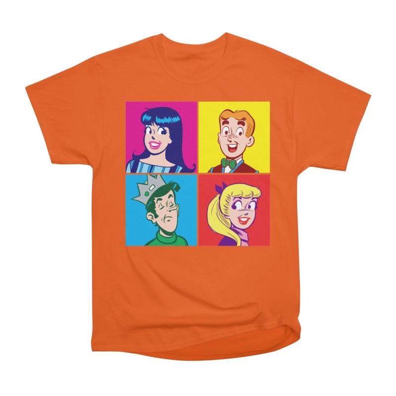 Pop Art Archie Women's T-Shirt by Archie Comics