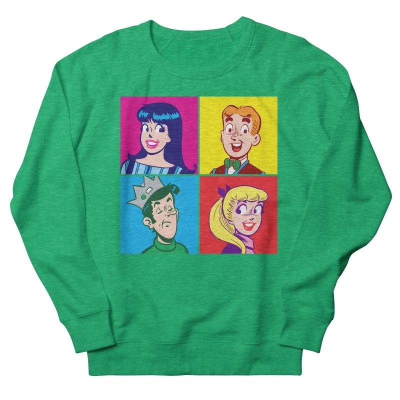 Pop Art Archie Women's Sweatshirt by Archie Comics