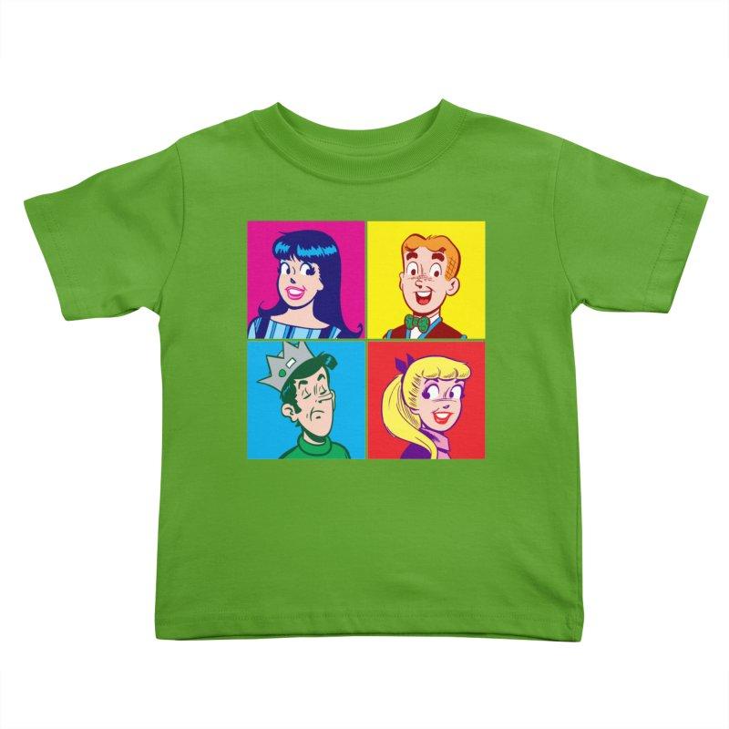 Pop Art Archie Kids Toddler T-Shirt by Archie Comics