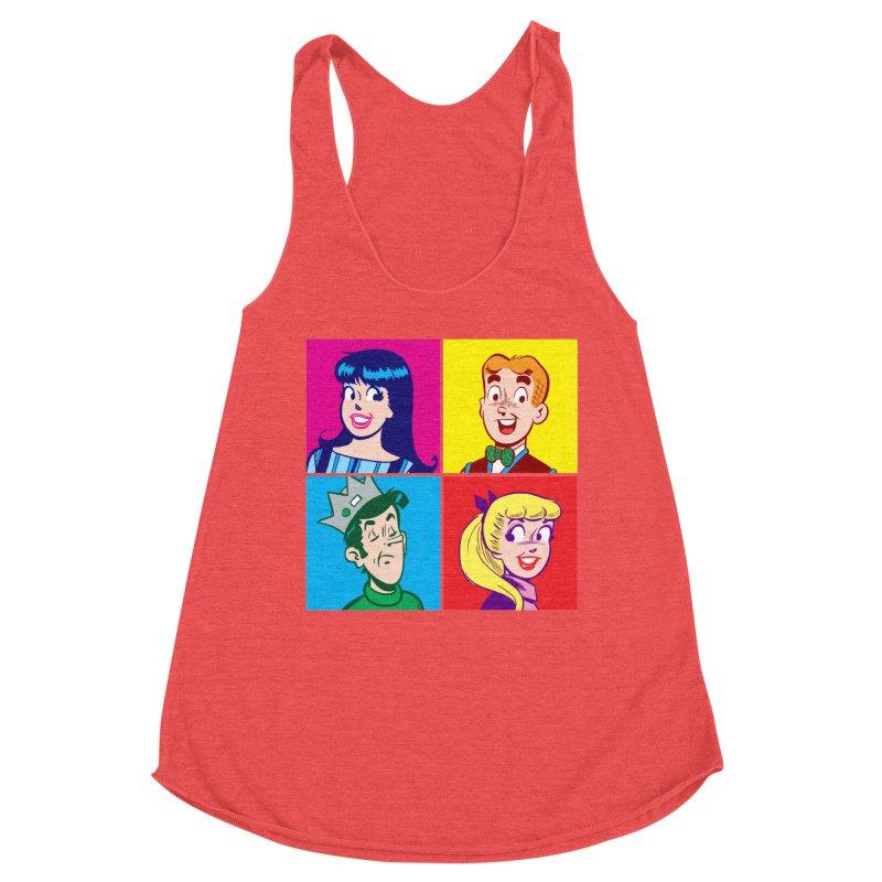 Pop Art Archie Women's Tank by Archie Comics