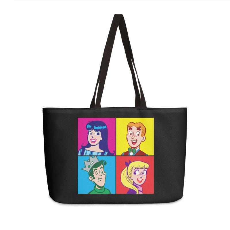 Pop Art Archie Accessories Bag by Archie Comics