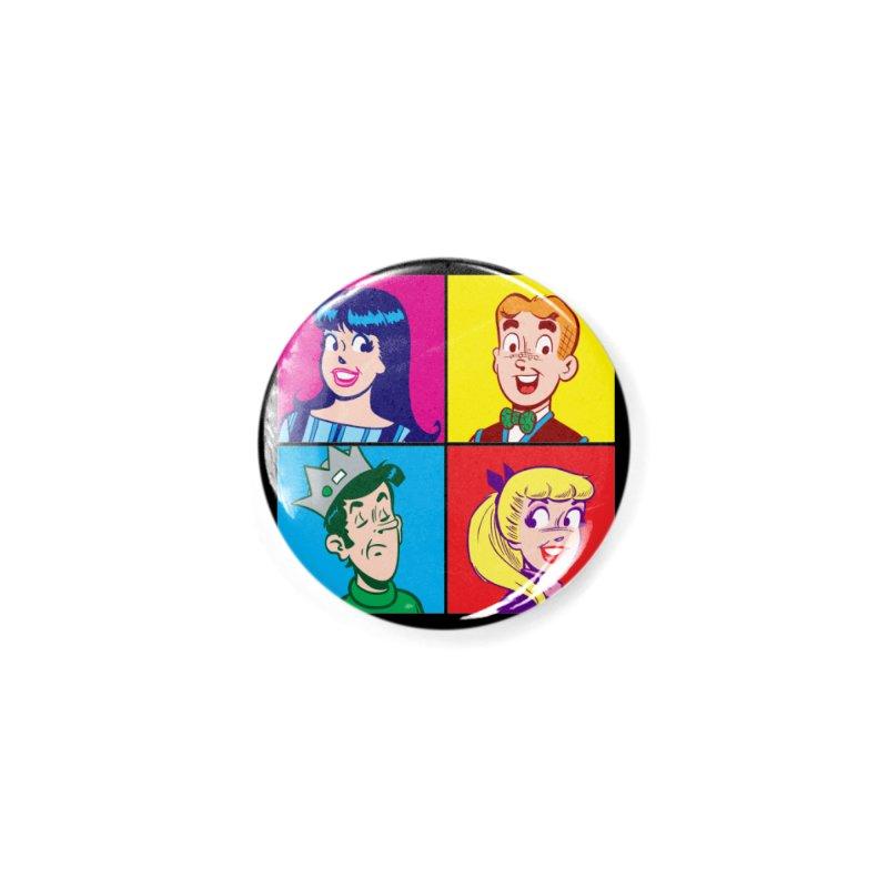 Pop Art Archie Accessories Button by Archie Comics