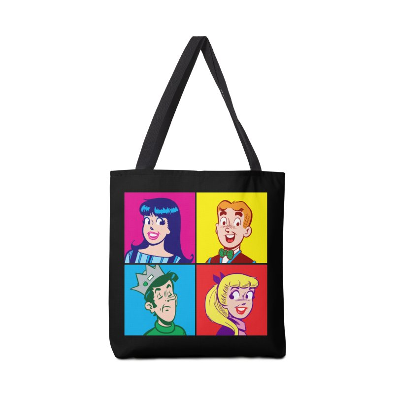 Pop Art Archie Accessories Bag by Archie Comics