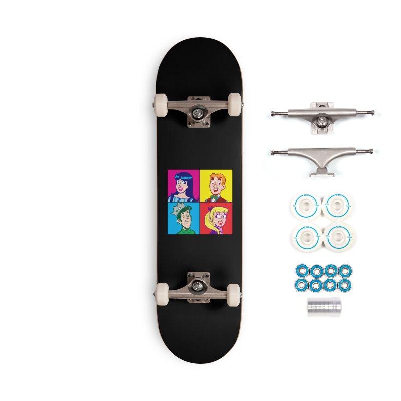 Pop Art Archie Accessories Skateboard by Archie Comics