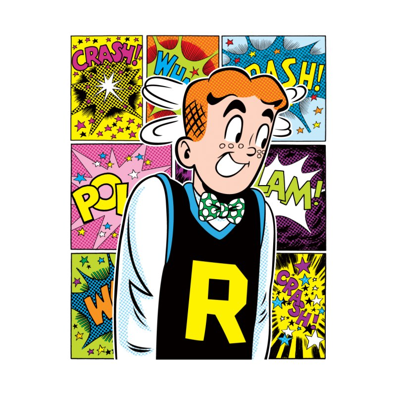 Archie SFX Men's T-Shirt by Archie Comics