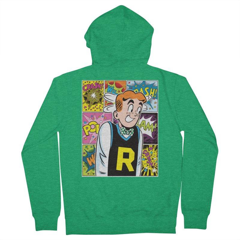 Archie SFX Men's Zip-Up Hoody by Archie Comics