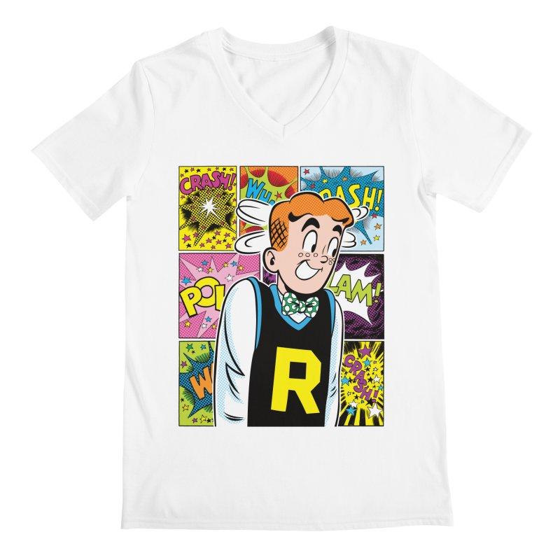 Archie SFX Men's V-Neck by Archie Comics