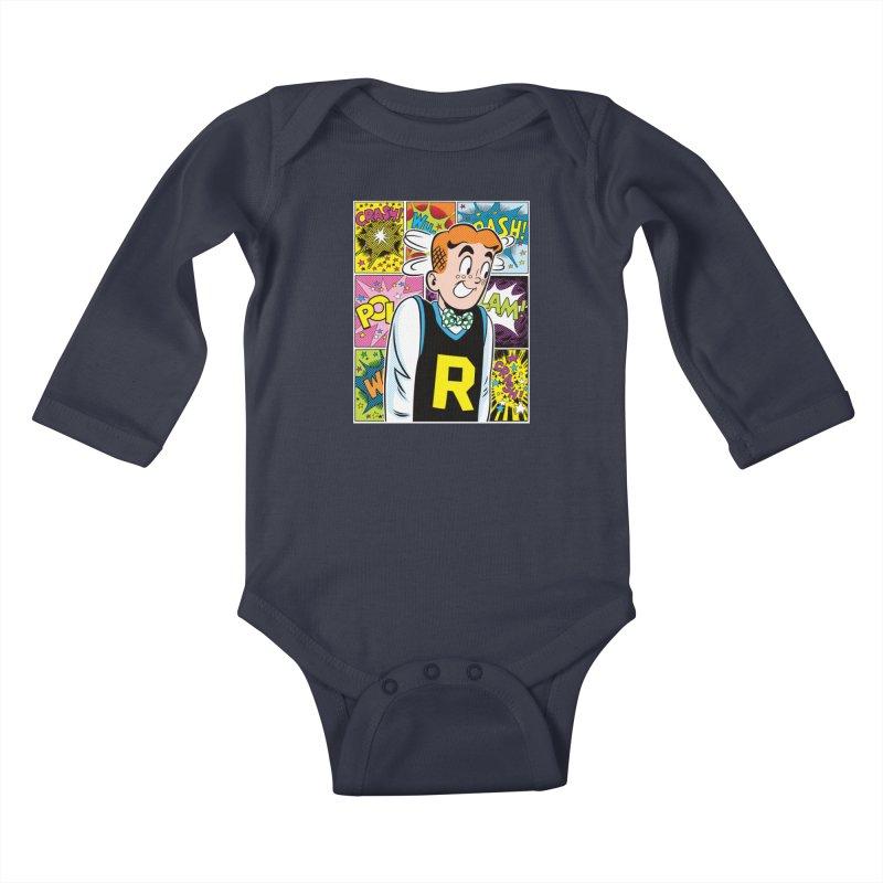 Archie SFX Kids Baby Longsleeve Bodysuit by Archie Comics