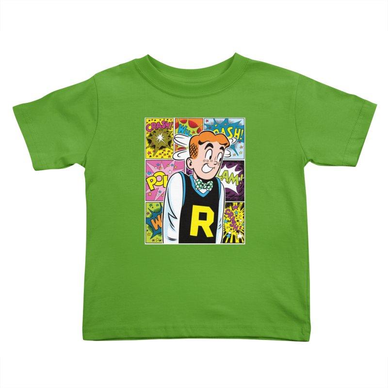 Archie SFX Kids Toddler T-Shirt by Archie Comics