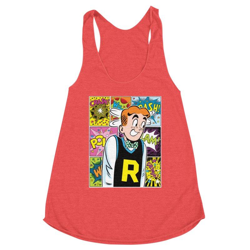 Archie SFX Women's Tank by Archie Comics