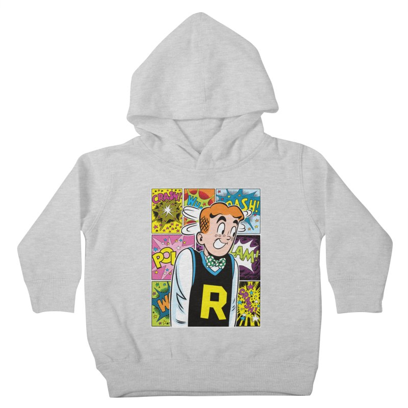 Archie SFX Kids Toddler Pullover Hoody by Archie Comics