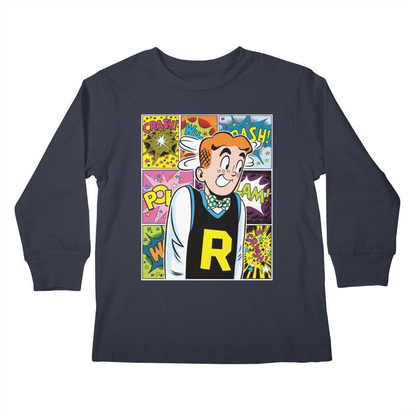 Archie SFX Kids Longsleeve T-Shirt by Archie Comics