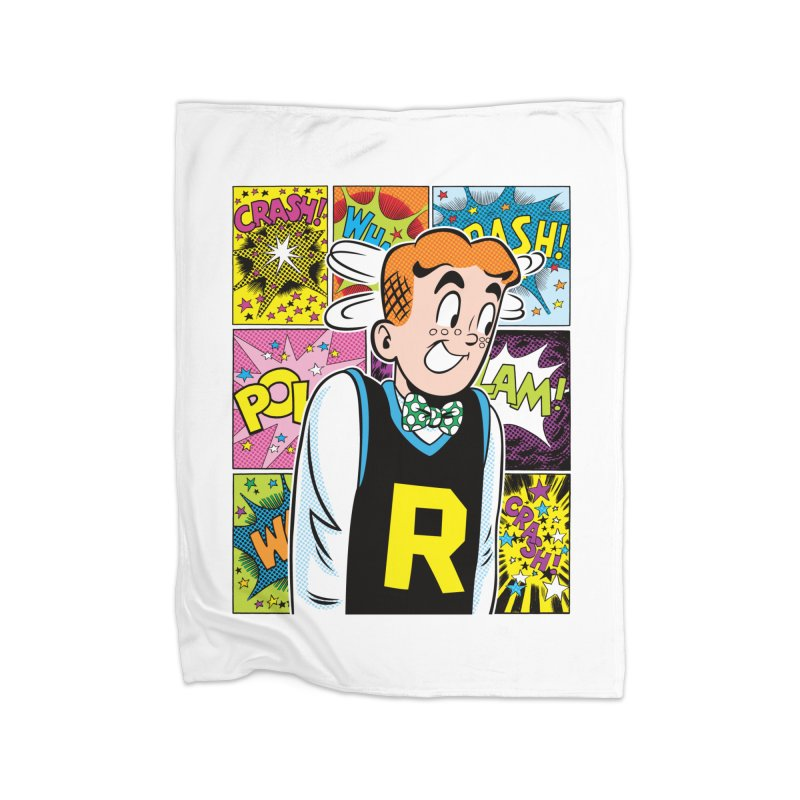 Archie SFX Home Blanket by Archie Comics