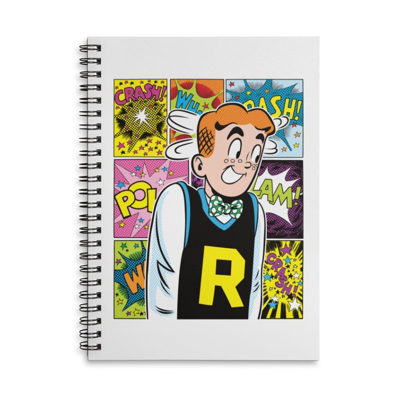 Archie SFX Accessories Notebook by Archie Comics