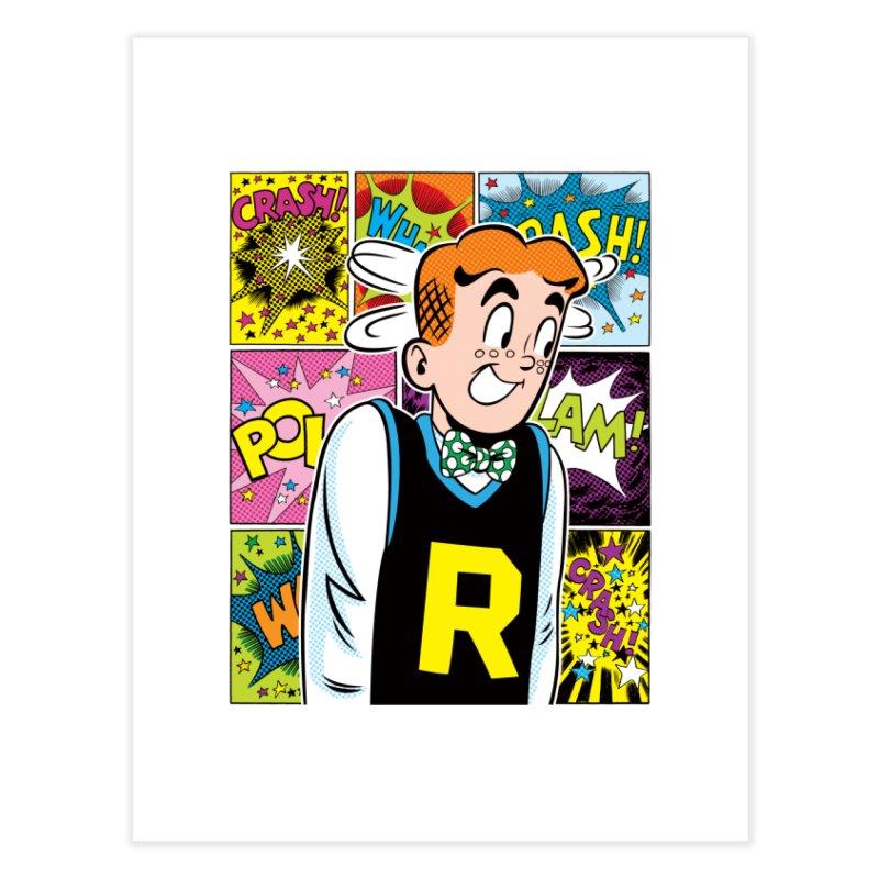 Archie SFX Home Fine Art Print by Archie Comics