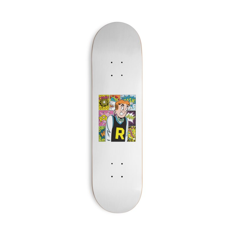 Archie SFX Accessories Skateboard by Archie Comics