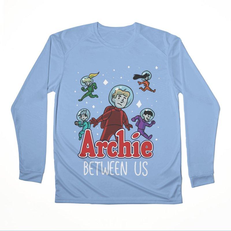 Archie Between Us Men's Longsleeve T-Shirt by Archie Comics