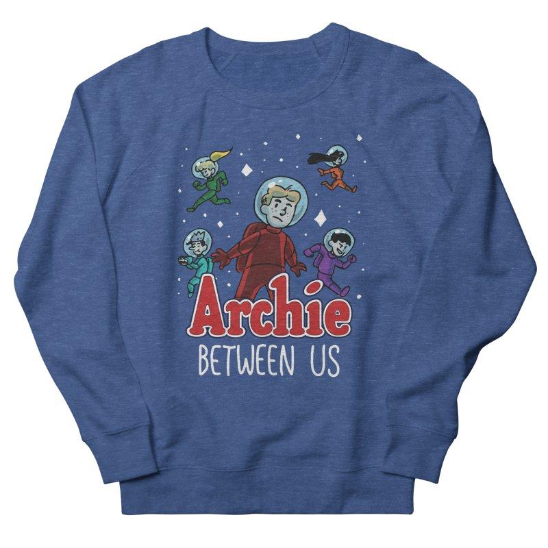 Archie Between Us Men's Sweatshirt by Archie Comics