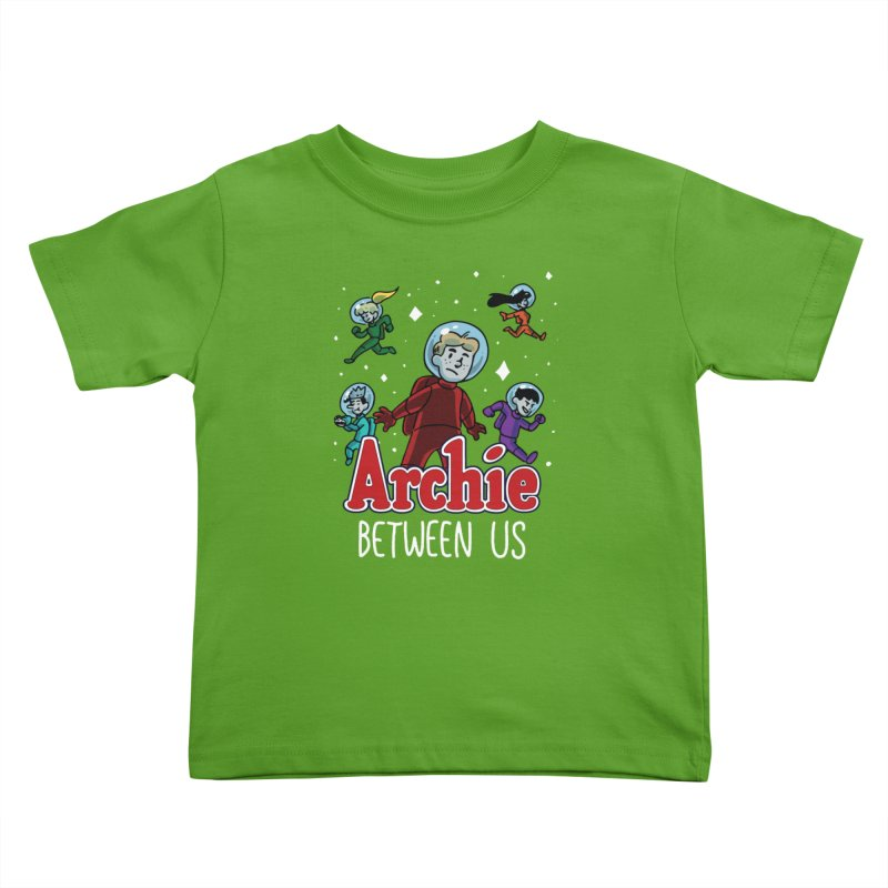 Archie Between Us Kids Toddler T-Shirt by Archie Comics