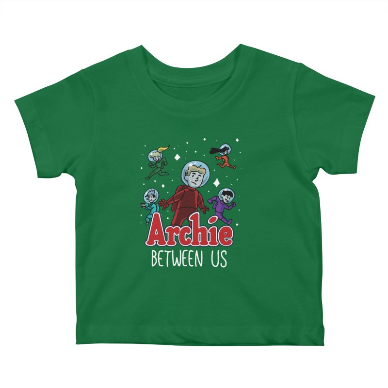 Archie Between Us Kids Baby T-Shirt by Archie Comics