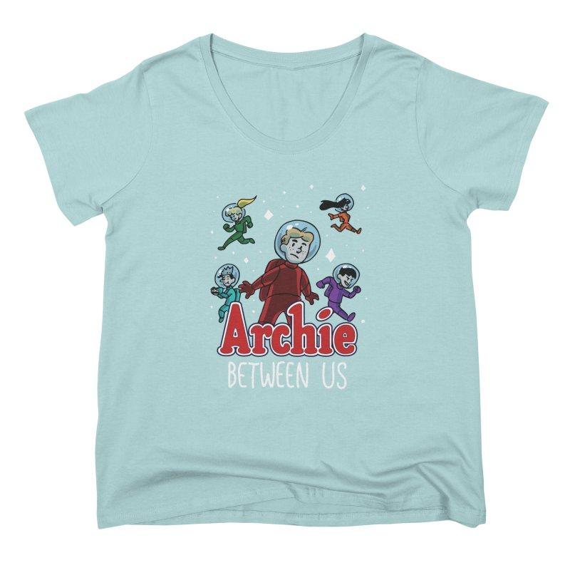 Archie Between Us Women's Scoop Neck by Archie Comics