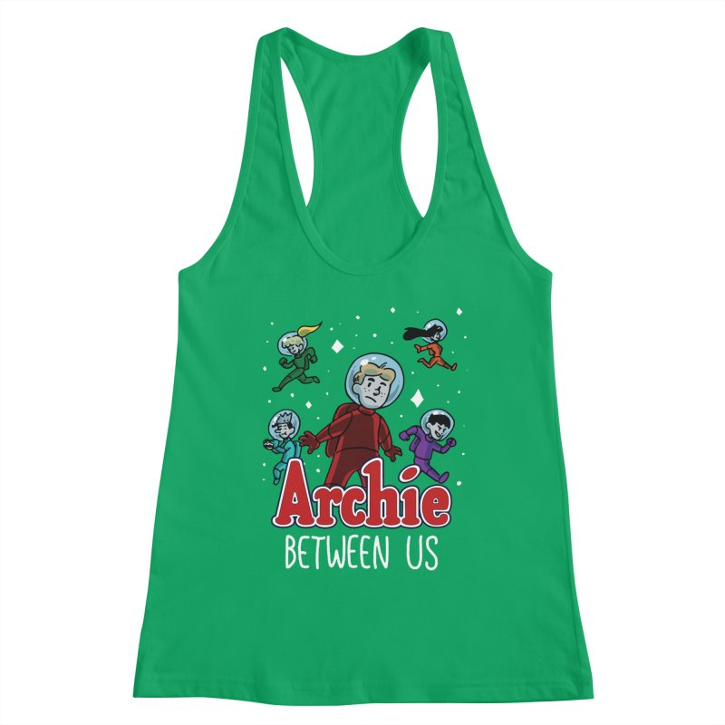 Archie Between Us Women's Tank by Archie Comics
