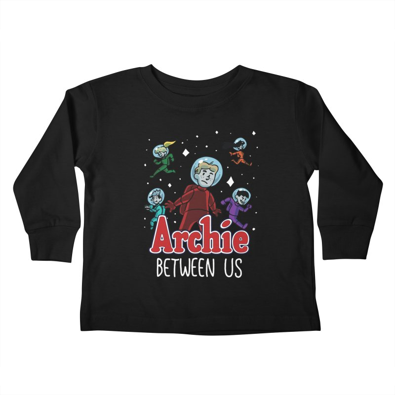 Archie Between Us Kids Toddler Longsleeve T-Shirt by Archie Comics