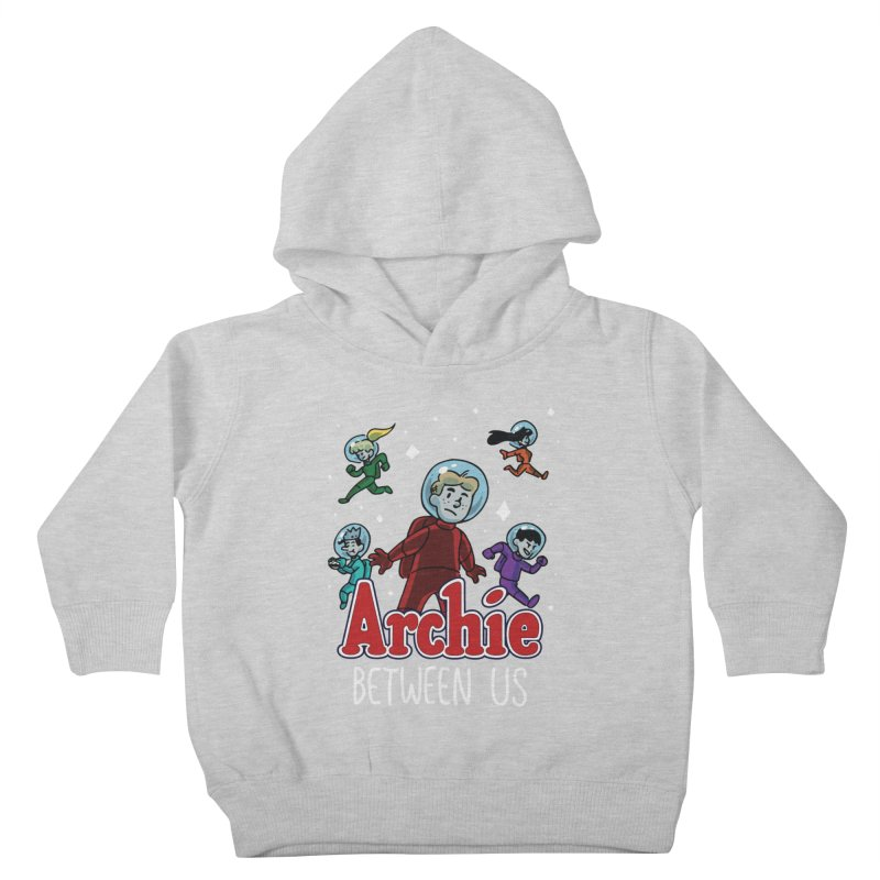 Archie Between Us Kids Toddler Pullover Hoody by Archie Comics