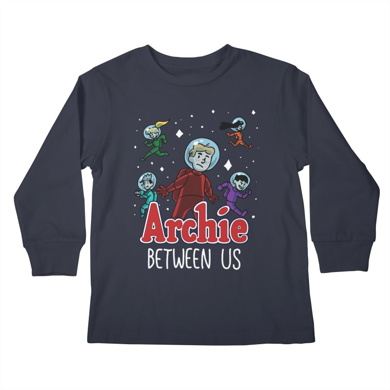 Archie Between Us Kids Longsleeve T-Shirt by Archie Comics
