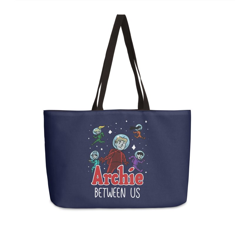 Archie Between Us Accessories Bag by Archie Comics