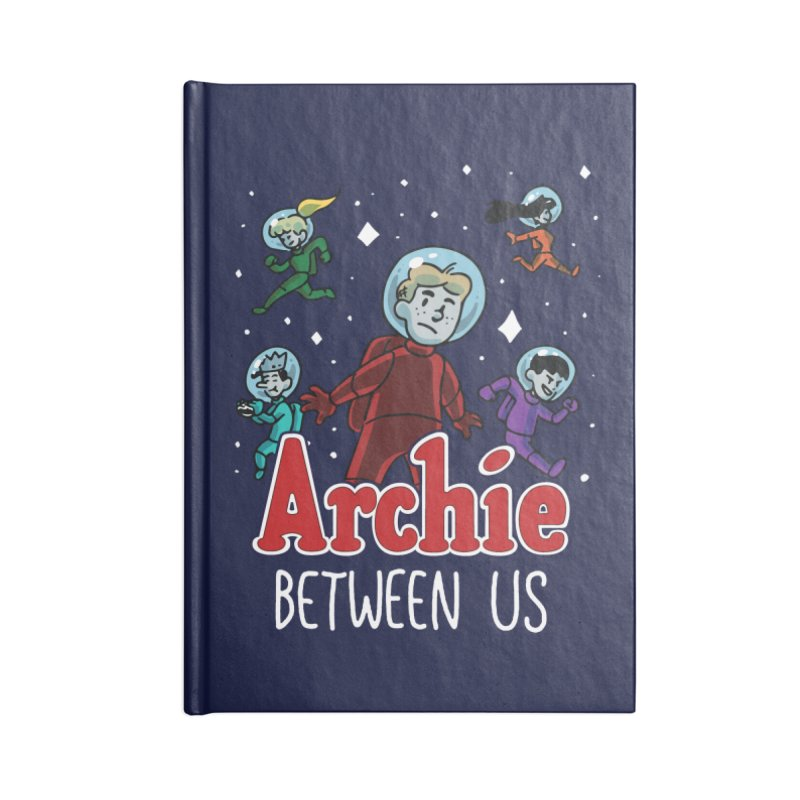 Archie Between Us Accessories Notebook by Archie Comics