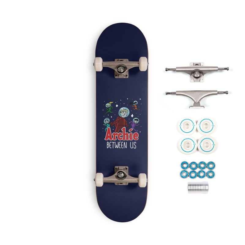 Archie Between Us Accessories Skateboard by Archie Comics