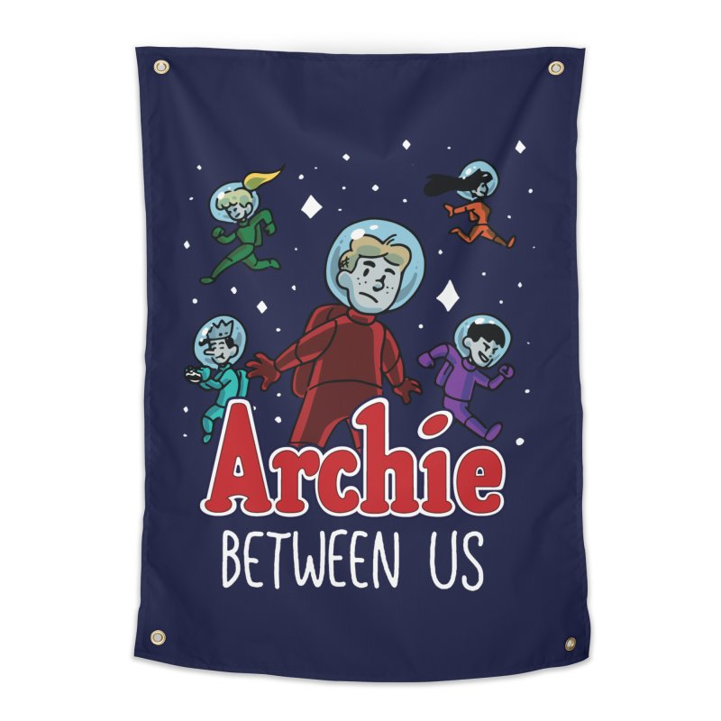 Archie Between Us Home Tapestry by Archie Comics