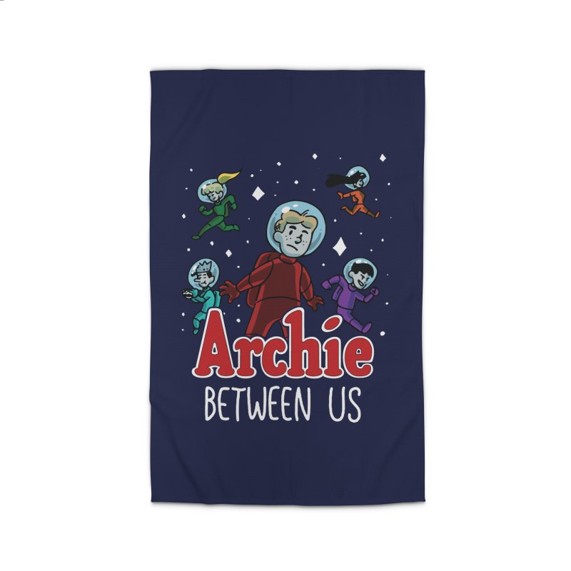 Archie Between Us Home Rug by Archie Comics