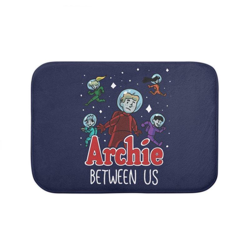 Archie Between Us Home Bath Mat by Archie Comics