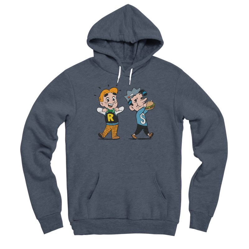Bite Sized Archie And Jughead Women's Pullover Hoody by Archie Comics