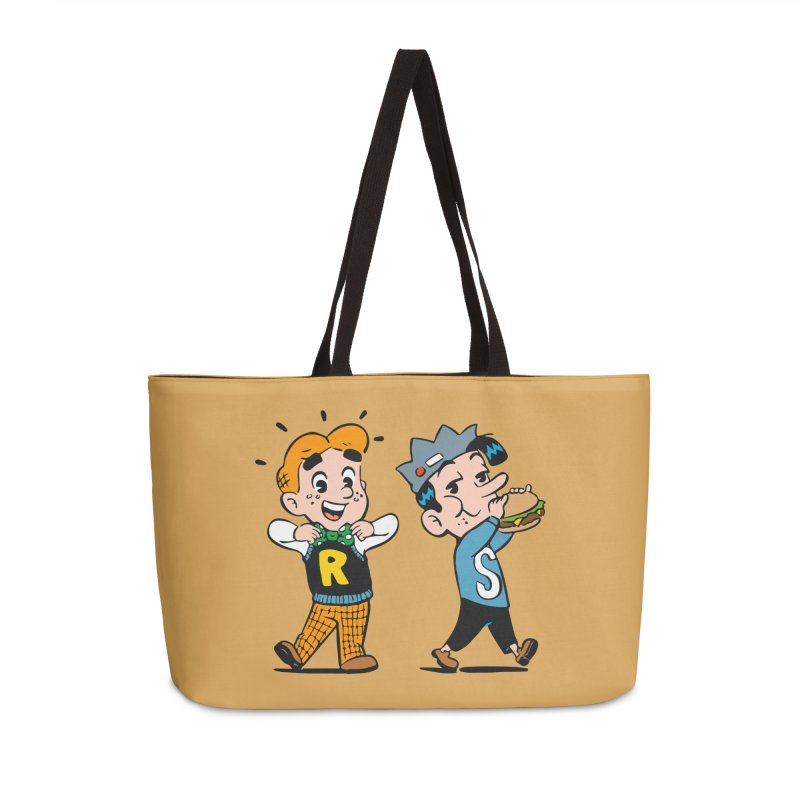 Bite Sized Archie And Jughead Accessories Bag by Archie Comics