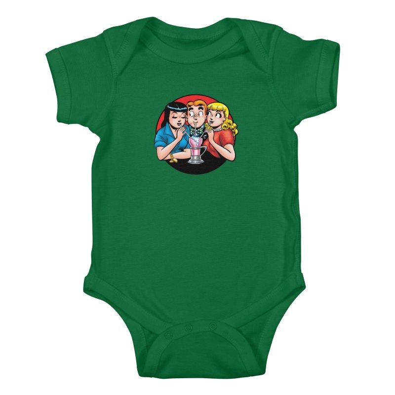 Classic Milkshake Kids Baby Bodysuit by Archie Comics