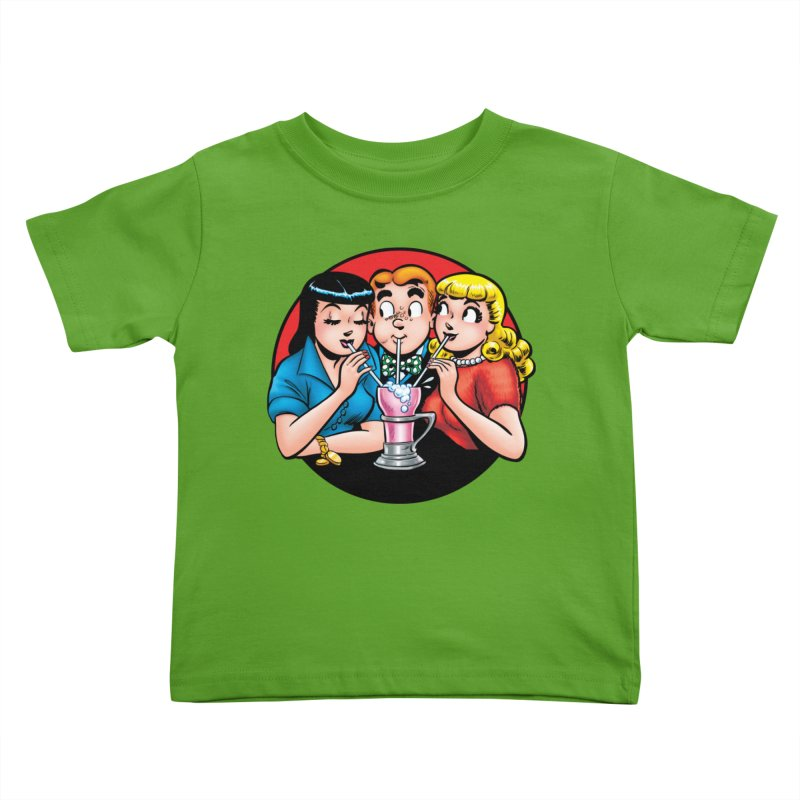 Classic Milkshake Kids Toddler T-Shirt by Archie Comics