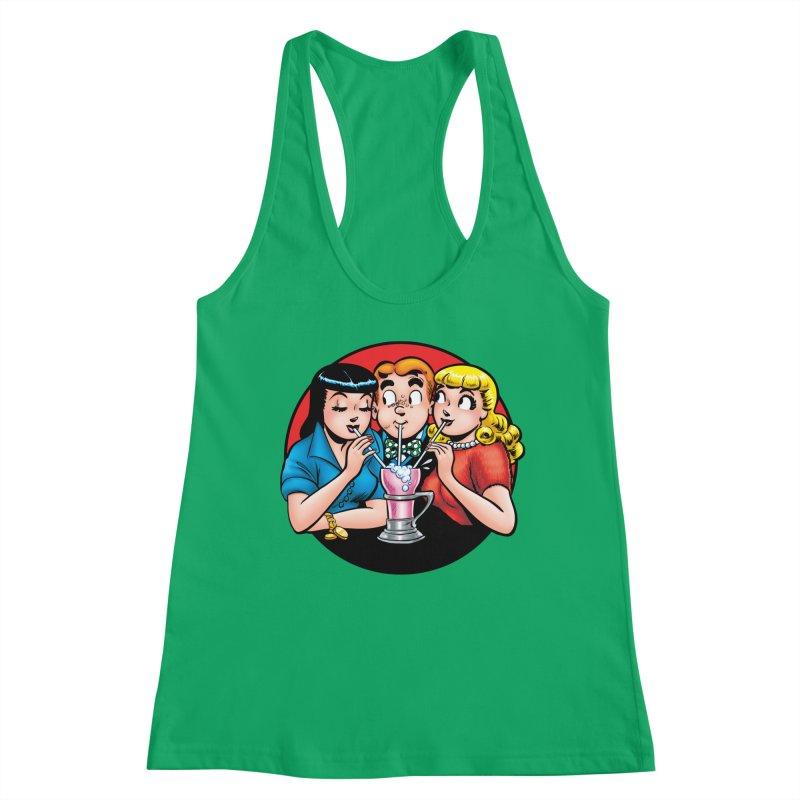 Classic Milkshake Women's Tank by Archie Comics