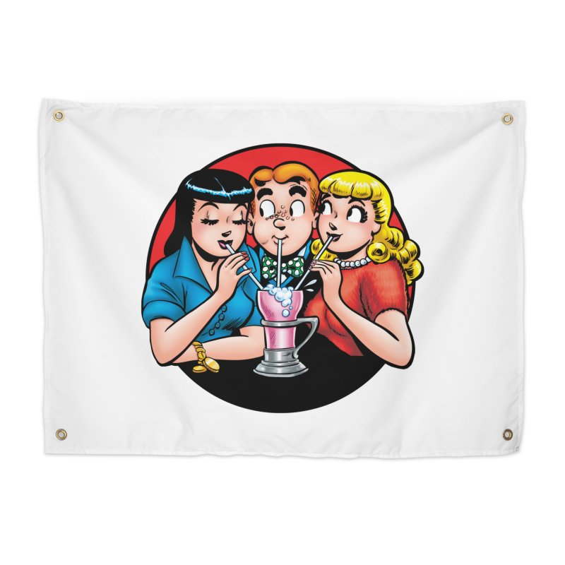 Classic Milkshake Home Tapestry by Archie Comics