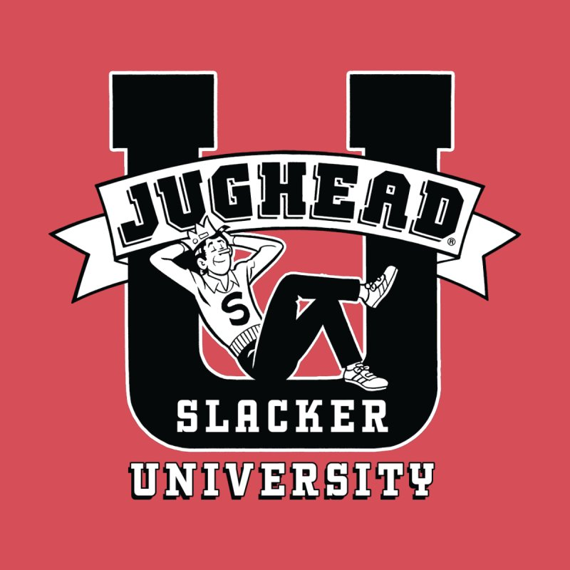 Jughead Slacker University Women's Tank by Archie Comics