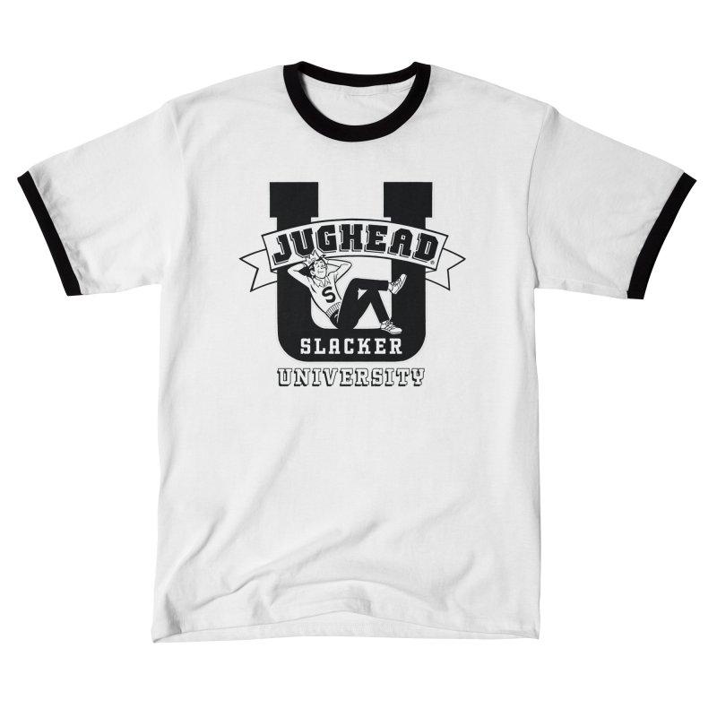 Jughead Slacker University Men's T-Shirt by Archie Comics