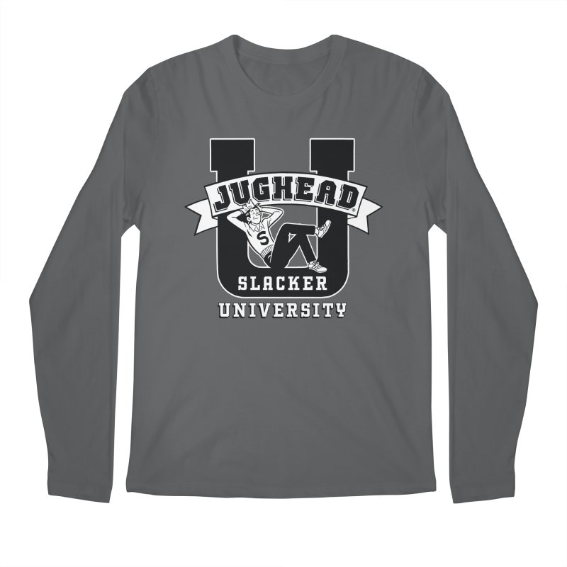 Jughead Slacker University Men's Longsleeve T-Shirt by Archie Comics