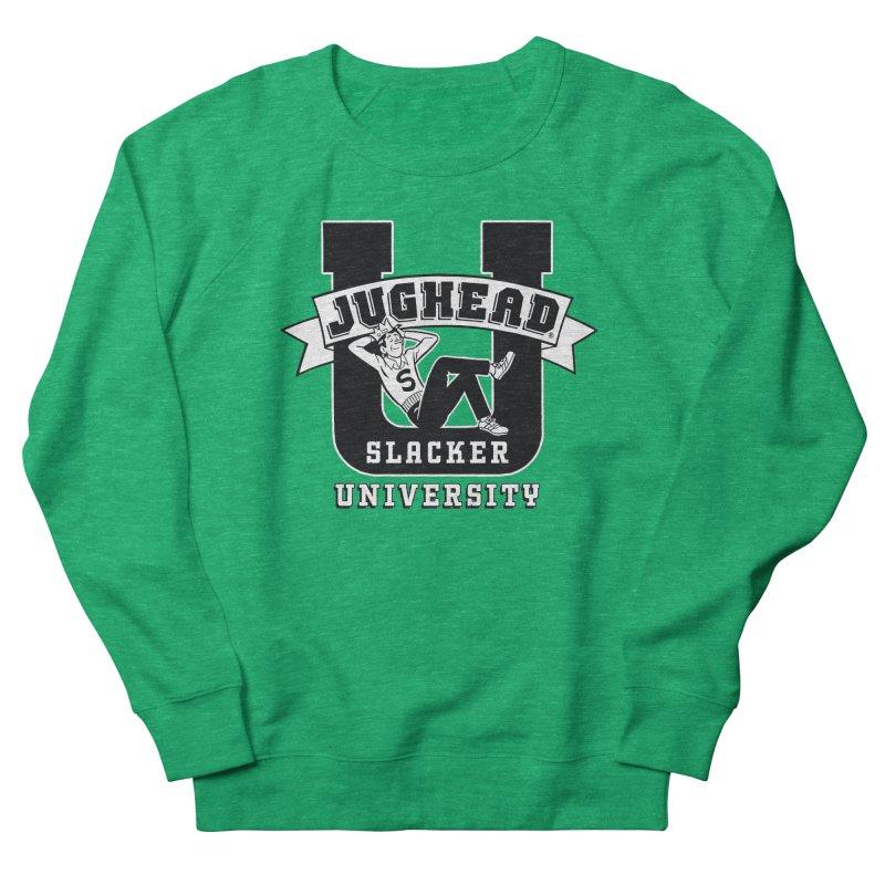 Jughead Slacker University Women's Sweatshirt by Archie Comics