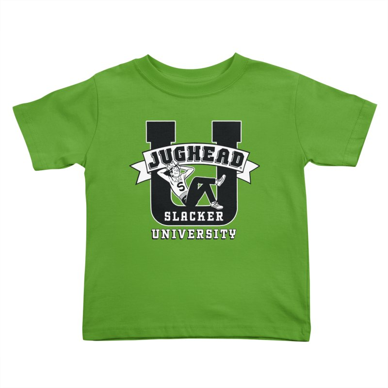 Jughead Slacker University Kids Toddler T-Shirt by Archie Comics