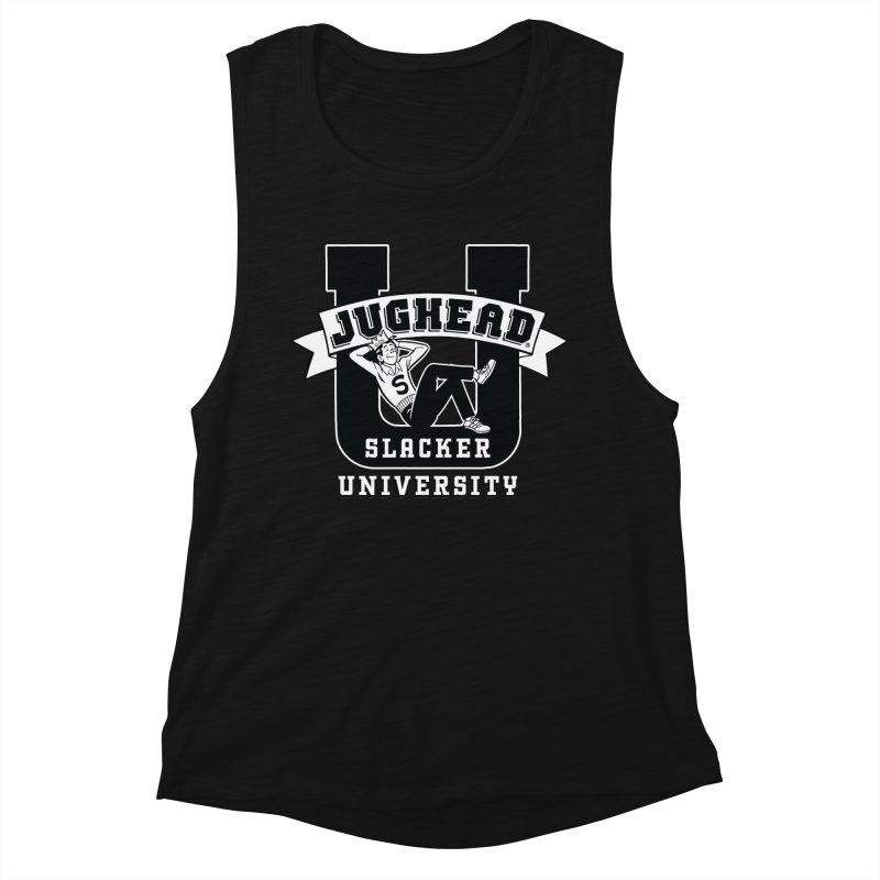 Jughead Slacker University Women's Tank by Archie Comics