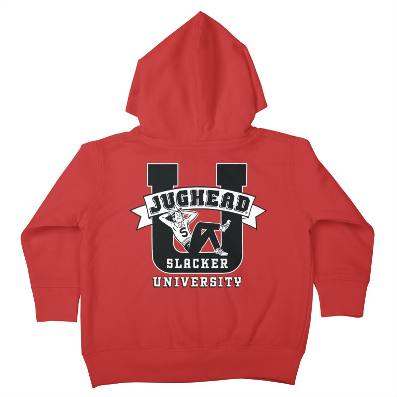 Jughead Slacker University Kids Toddler Zip-Up Hoody by Archie Comics