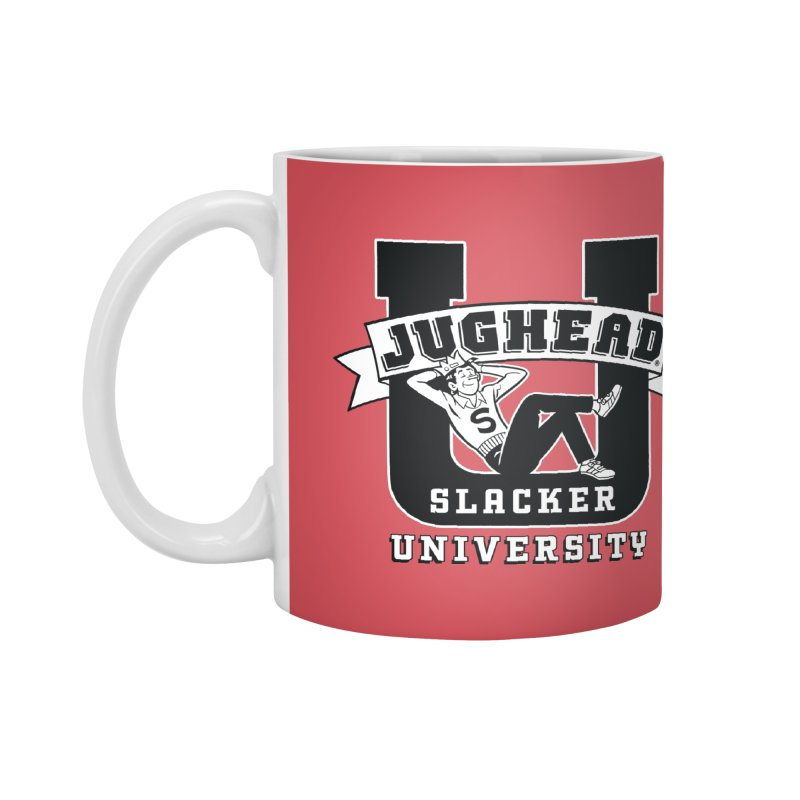 Jughead Slacker University Accessories Mug by Archie Comics